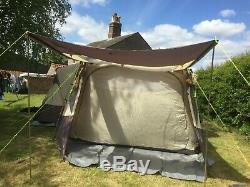 Large family tents Outdoor Revolution 8 person, as new