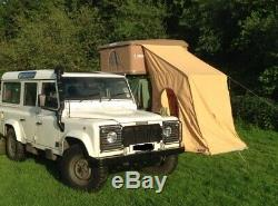 Maggiolina Safari Large Roof Top Tent, RTT 4x4 4WD Wild Camping