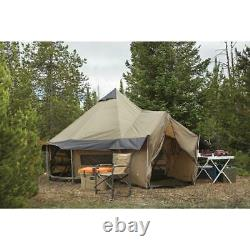 NEW 10 ft Tall Guide Gear Large Base Camp Tent