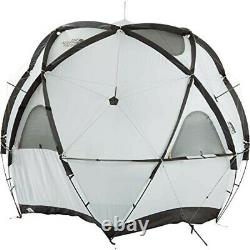 NEW THE NORTH FACE Geodome 4 Tent Saffron Yellow NV21800 from Japan free DHL