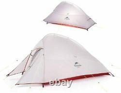 Naturehike Cloud-up 2 Ultralight Camping Tent for 2 Persons Waterproof Double