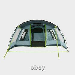 New Coleman Meadowood 6 Person Large Tent with Blackout Bedrooms