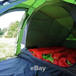 New Green Berghaus Cairngorm 3 Man Tent