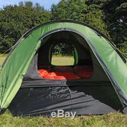 New Green Berghaus Grampian 3 Man Tent