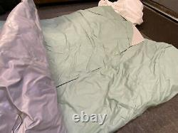 New In Bag Large Canvas Tent With Poles. Marbella 1999
