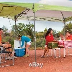 New Large Outdoor 10Ftx10ft Instant Shelter Camping BBQ Event Tent Sun Shade