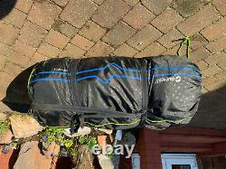 OUTWELL HARRIER L LARGE FAMILY AIR TENT WITH PUMP and many extras