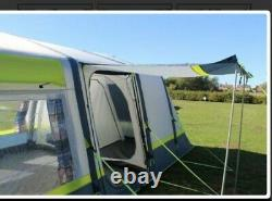 Olpro 6 Berth Inflatable Air Tent Family 6.5m Bedroom Inner OLPRO Home