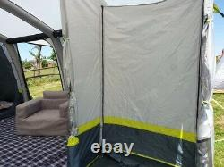 Olpro Home 5 Berth Inflatable Air Tent Family