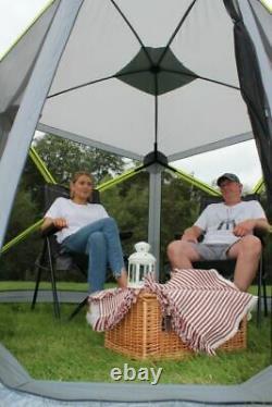 Outdoor Revolution Cayman Screenhouse 5 D Pop up Gazebo / Day Tent