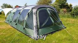 Outwell Eastwood 6 six man berth person family camping tent extra large VGC