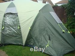 Outwell Hartford L tent in excellent condition
