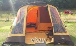 Outwell Hawaii Reef Polycotton Family Tent