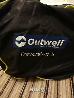 Outwell Traverston 5 Family Tent Brand New