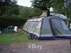 Outwell Vermont L 6 Person Large Family Tent