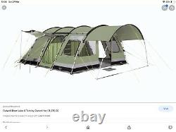 Outwell bear lake 6 luxury family tent