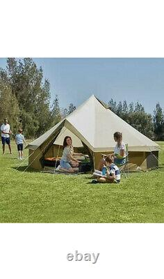 Ozark Trail 8 Person Yurt 8 Man Waterproof Glamping Festival Bell Tent 8 Berth