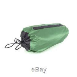 Portable Extra Large Tent Shelter Tarp Cover Waterproof Tarpaulin 4.5 x 6 M