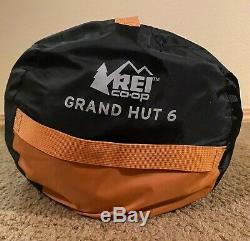 REI Co-op Grand Hut Six Tent
