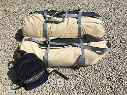 Robens Prospector complete large glamping tent bundle set Ridge 12 Berth A frame