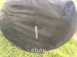 Royal Houston 6 Man Tent With Large Living Area, Full Height & Canopy