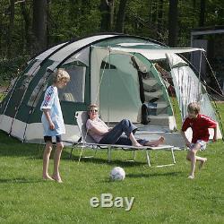 Skandika Jasper II 6 Person/ Man Family Camping Tent Large Peak Height 2m New