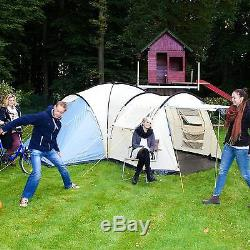 Skandika Toronto 8 Person/Man Family Camping Tent Large Canopy 2017 Model New