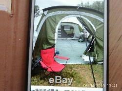 Skandika athen model 2010 large dome family tent