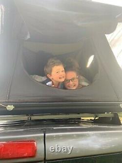 Tentbox cargo roof tent