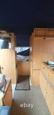 Trigano Randger 575tc Folding Camper Trailer Tent 6 Berth Large Awning Plus Pod