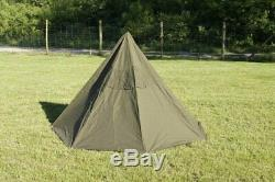 Two new large Polish ponchos Size 3 this is a teepee tent, also in winter