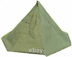 Two new original Polish poncho lavvu Size 1 this is a teepee tent