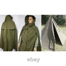 Two new original Polish poncho lavvu Size 2 this is a teepee tent