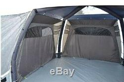 Ultimate Camping setup for a large family