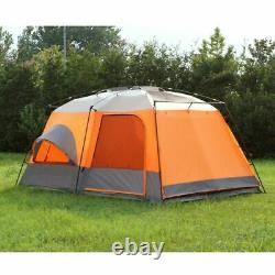 Ultra Large Camping Tent High Quality One Hall Two Bedrooms 6 8 10 12 Outdoor