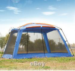 Ultralarge Mosquito Net Camping Large Gazebo Sun Shelter Beach Tent
