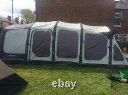 Up Nice Outdoor Revolution OZone 6.0 XTRV Vario Air Inflatable Large Tent