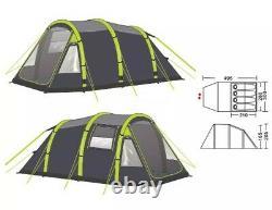 Urban Escape 4 Person Inflatable Tent/4 berth Air Tent