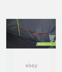 Urban Escape 4 Person Tunnel Tent Double Skin
