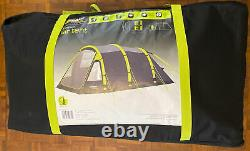 Urban escape 4 Person berth inflatable Air tent Large Family Tent New