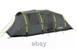Urban escape 6 berth inflatable tent 2 rooms Large Family Tent New