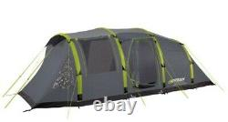 Urban escape 6 berth inflatable tent up to 3 rooms Large Family Tent
