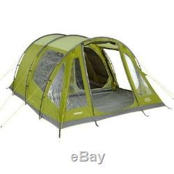 VANGO Icarus 500 5 Berth Person Family Tent Camping Holiday Laurel Deluxe DLX MK