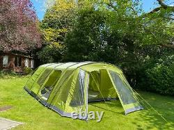 Vango 6 Person Tent Orava 600XL Very Large Family Tent Used a Few Times only