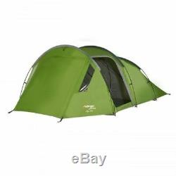 Vango Camping Outdoor Polyester 4 Man Skye 400 Tent 2018, Treetop Green