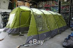 Vango Casa Family 7 Berth family large Tent ++ RRP £700 ++ 734