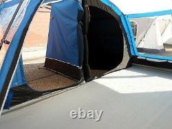 Vango Casa Large Family Poled Tent Demo Model