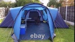 Vango Colorado 600 DLX large family tent