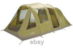 Vango Icarus Air 600 Tent Sleeps 6 VGC with NEW Airbeams / Airspeed Valves