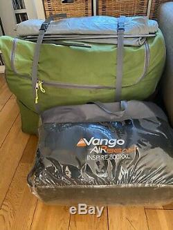 Vango Inspire 800 XXL 8 person Tent with porch door